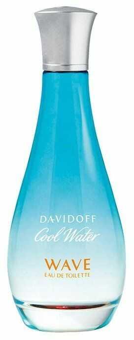 Davidoff Cool Water Wave 100ml woda toaletowa [W] TESTER
