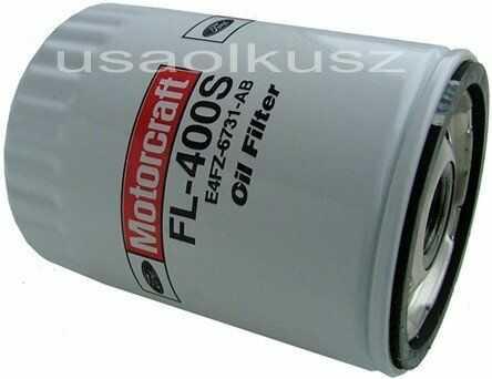 Filtr oleju Lincoln MKZ 3,5 V6 -2009 MOTORCRAFT