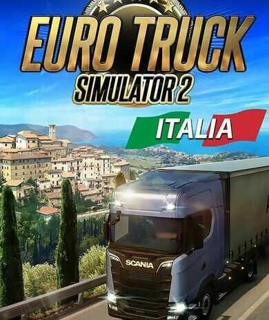 Euro Truck Simulator 2: Italia PL (Digital - klucz Steam)