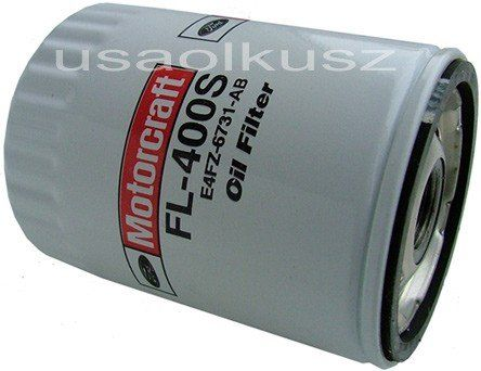 Filtr oleju Lincoln MKX 3,5 V6 -2009 MOTORCRAFT