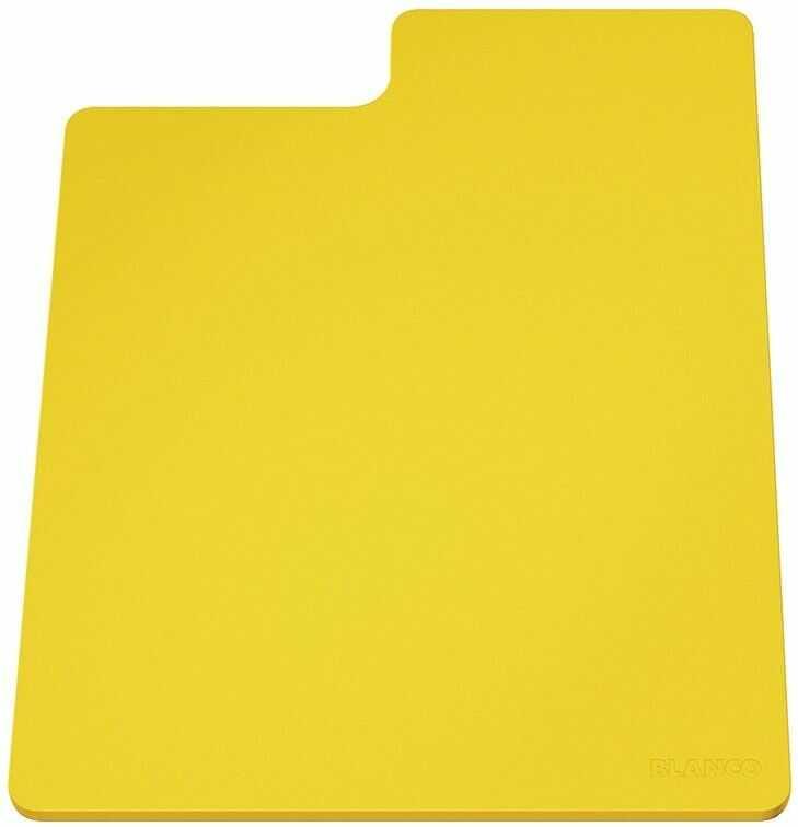 BLANCO Deska z tworzywa SITYPad Lemon, 259x200 236718 Płać mniej za zakupy u nas - (22)266 82 20 Zapraszamy :)