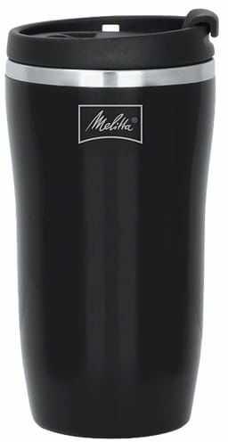 Kubek termiczny Melitta 250 ml czarny