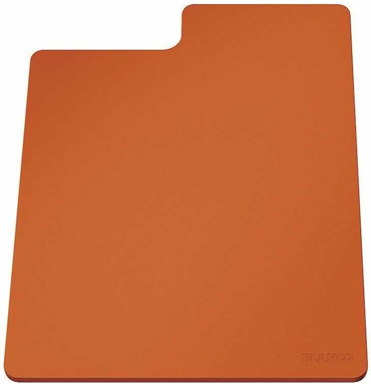 BLANCO Deska z tworzywa SITYPad Orange, 259x200 236719 Płać mniej za zakupy u nas - (22)266 82 20 Zapraszamy :)