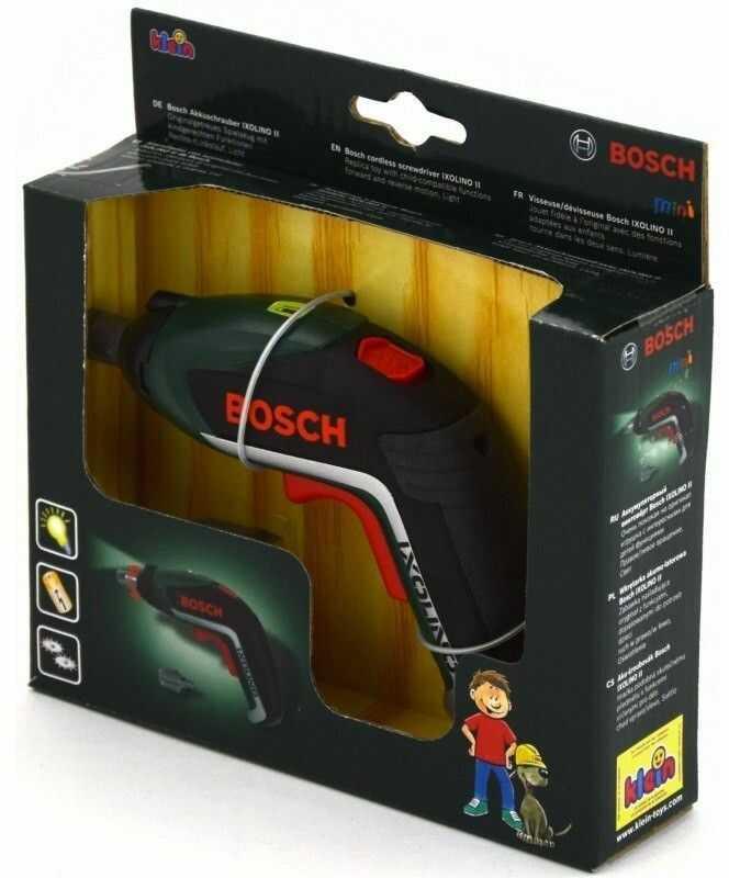 Klein - Wkrętarka Bosch Ixolino II 8300