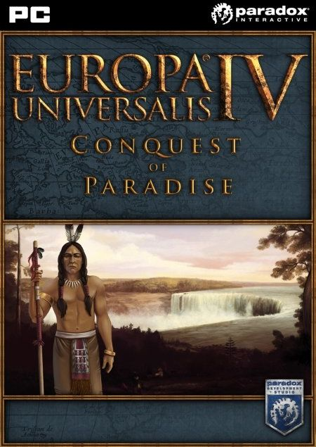 Europa Universalis IV Conquest of Paradise (PC) klucz Steam