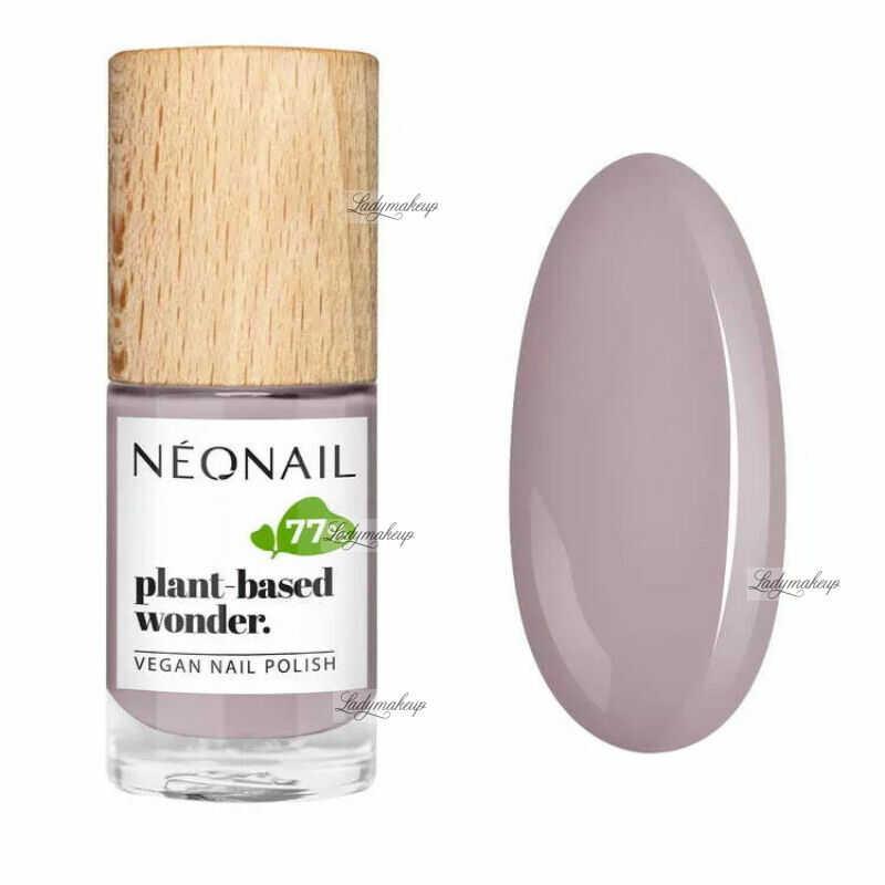 NeoNail - Plant-based wonder - Vegan Nail Polish - Wegański lakier do paznokci - 7,2 ml - 8694-7 - PURE SAND