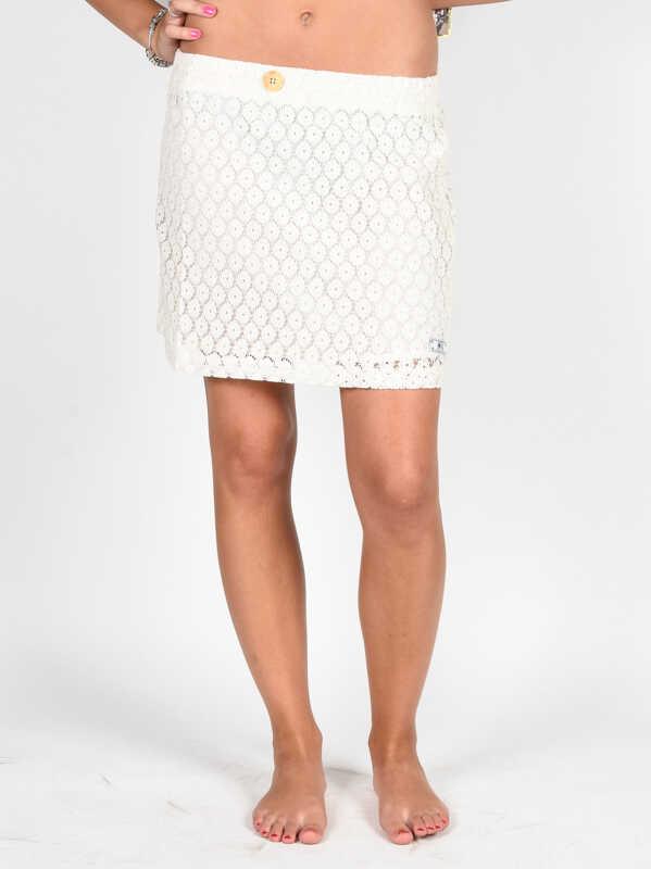Picture Bella off white spódnice knee - XS
