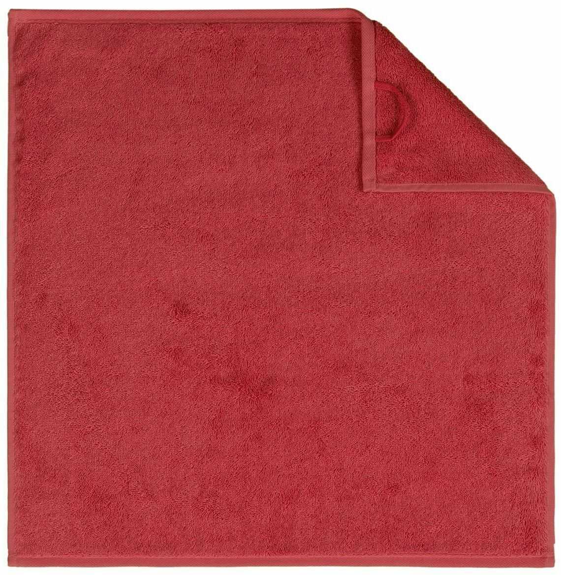Ręcznik kuchenny Cawo Cuisine Solid Red