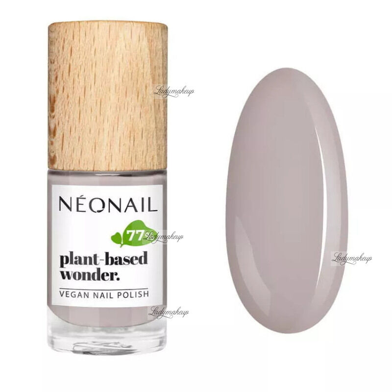 NeoNail - Plant-based wonder - Vegan Nail Polish - Wegański lakier do paznokci - 7,2 ml - 8695-7 - PURE DUNE