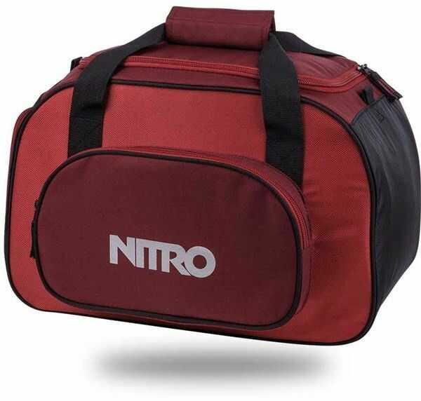 torba NITRO - Duffle Bag Xs Chili (023)