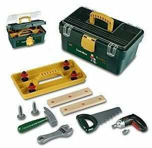 Klein - Skrzynka z narzędziami i wkrętarka Bosch 8305