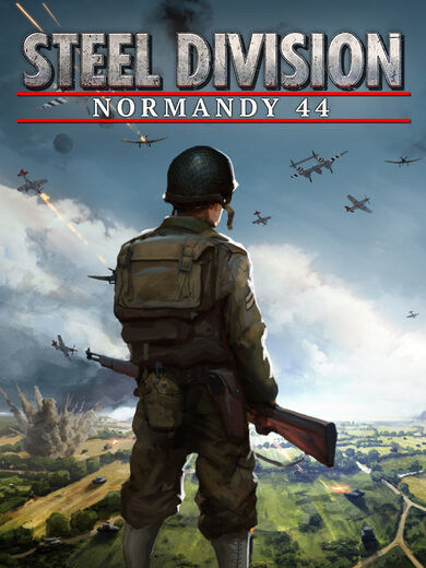 Steel Division: Normandy 44 - Edycja Deluxe (Digital - klucz Steam)