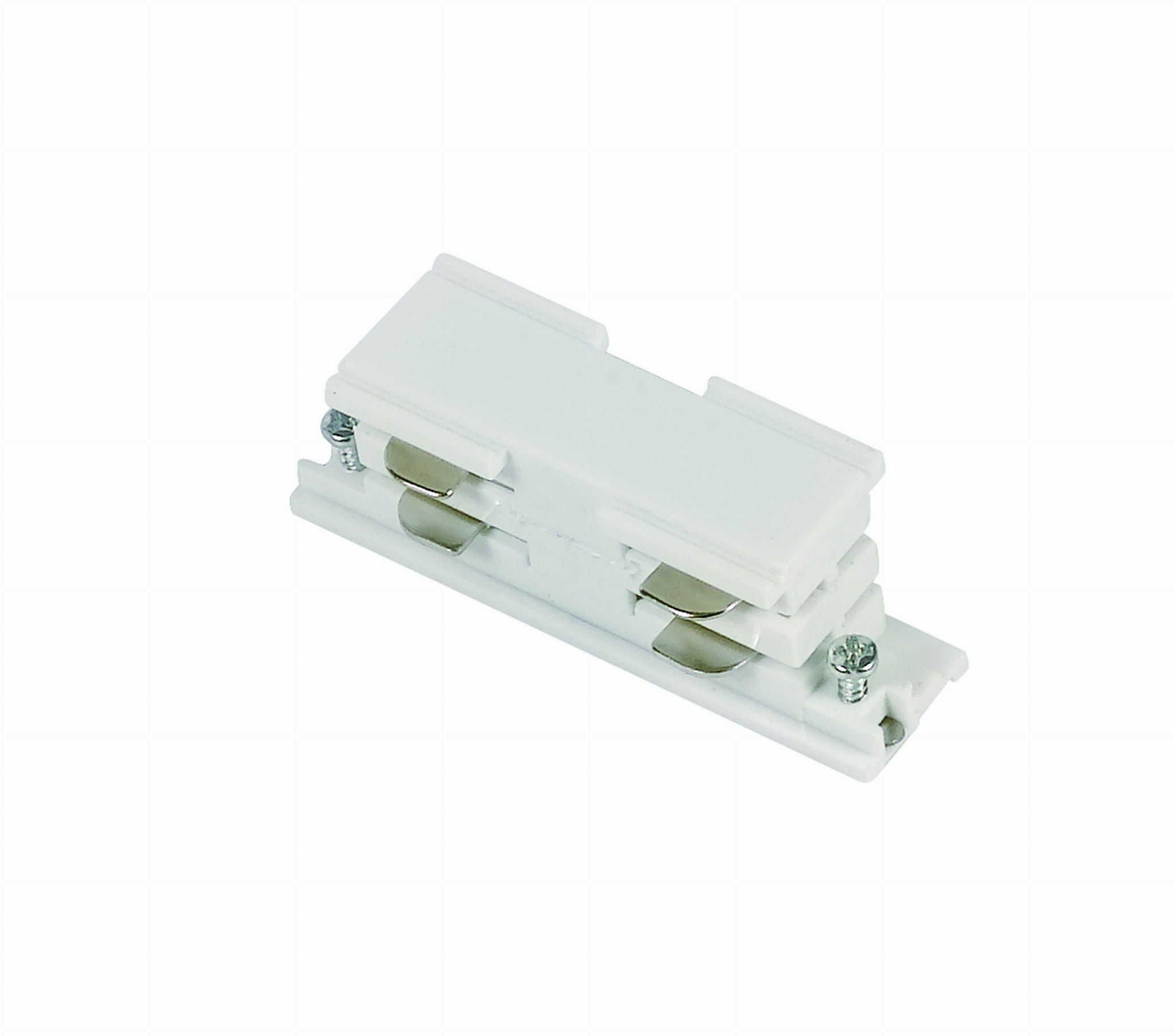 Light Prestige LP-551/4 WH łącznik wewnętrzny do szynoprzewodów 3F biały