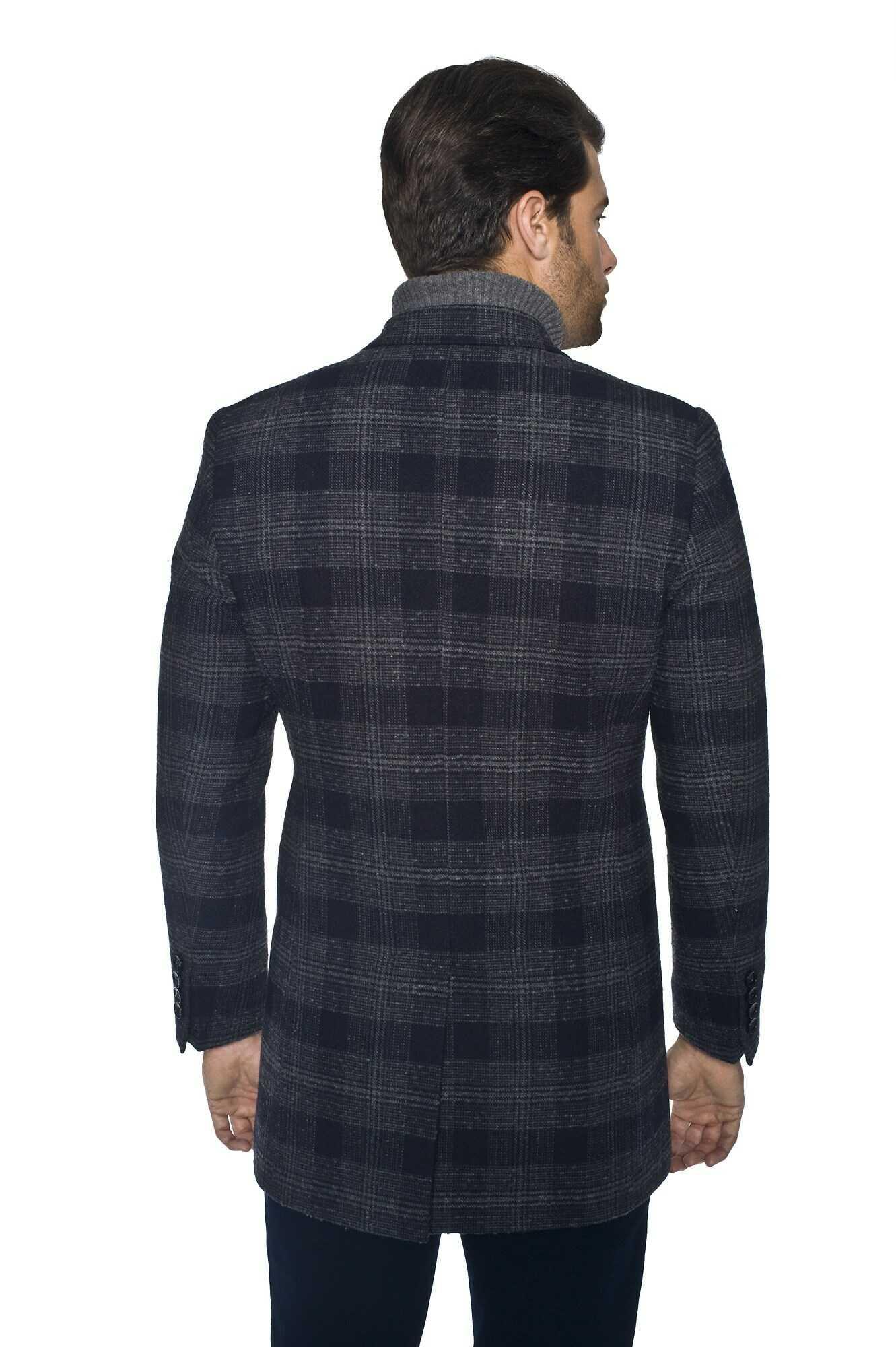 płaszcz armand czarny