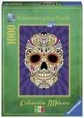 Puzzle Ravensburger 1000 - Meksykańska czaszka, Mexican skull
