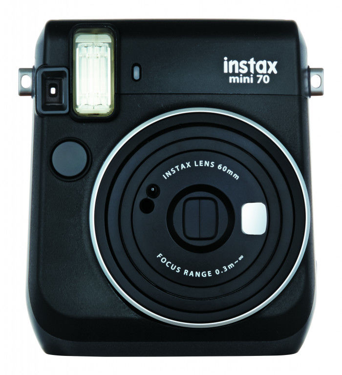 Aparat FujiFilm Instax Mini 70 czarny + pokrowiec + wkład 20szt Promocja!