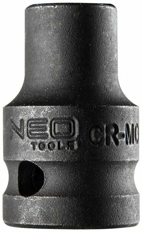 Nasadka udarowa 1/2cala, 10x38mm, Cr-Mo 12-210