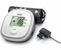 Ciśnieniomierz automatyczny na ramię ( zasilacz w komplecie) NISSEI DS-10 A. 5 lat gwarancji ( kod GTU_09 ).