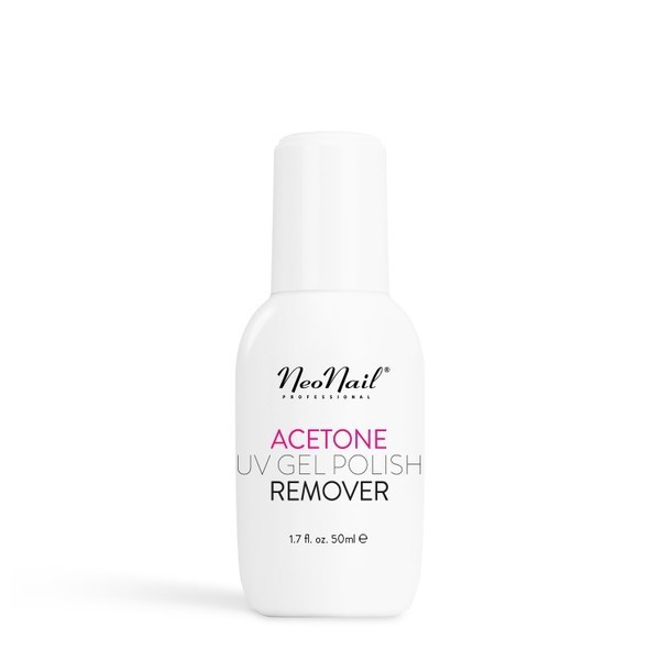 Acetone NeoNail UV Gel Polish Remover - Aceton 50 ml