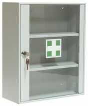 Apteczka AP 2/S z drzwiami szklanymi