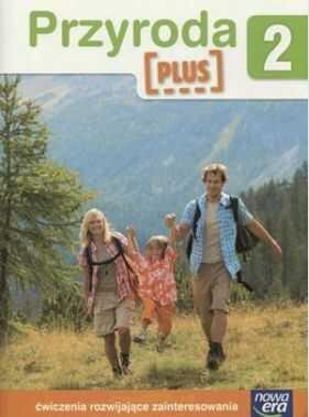 Szkoła na miarę Przyroda Plus kl. 2 ćw NE ZAKŁADKA DO KSIĄŻEK GRATIS DO KAŻDEGO ZAMÓWIENIA
