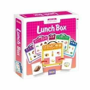 Gra Lunch Box Moje Śniadanie JAWA GRA-78