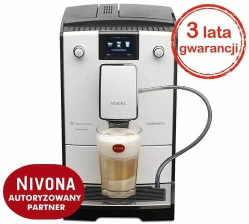 Ekspres do kawy NIVONA CafeRomatica 779 Biały