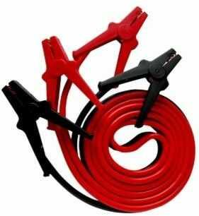kable rozruchowe o długości 3,5mb i o przekroju 25mm BAHCO [BBJL2535]
