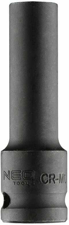 Nasadka udarowa 1/2cala długa, 10mm L78mm CR-MO 12-310