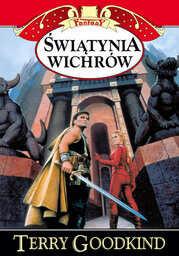 Miecz Prawdy (#4). Świątynia Wichrów - Ebook.