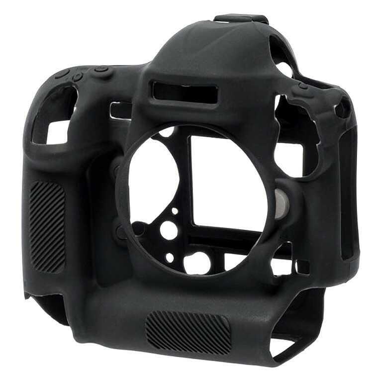 Osłona silikonowa easyCover do aparatu Nikon D4s czarna