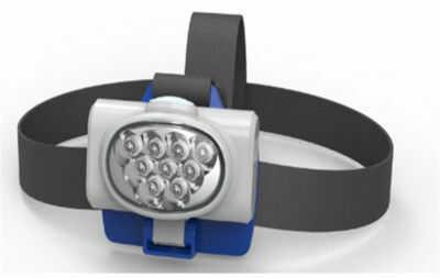 Latarka czołowa LED Norauto Darmowa dostawa