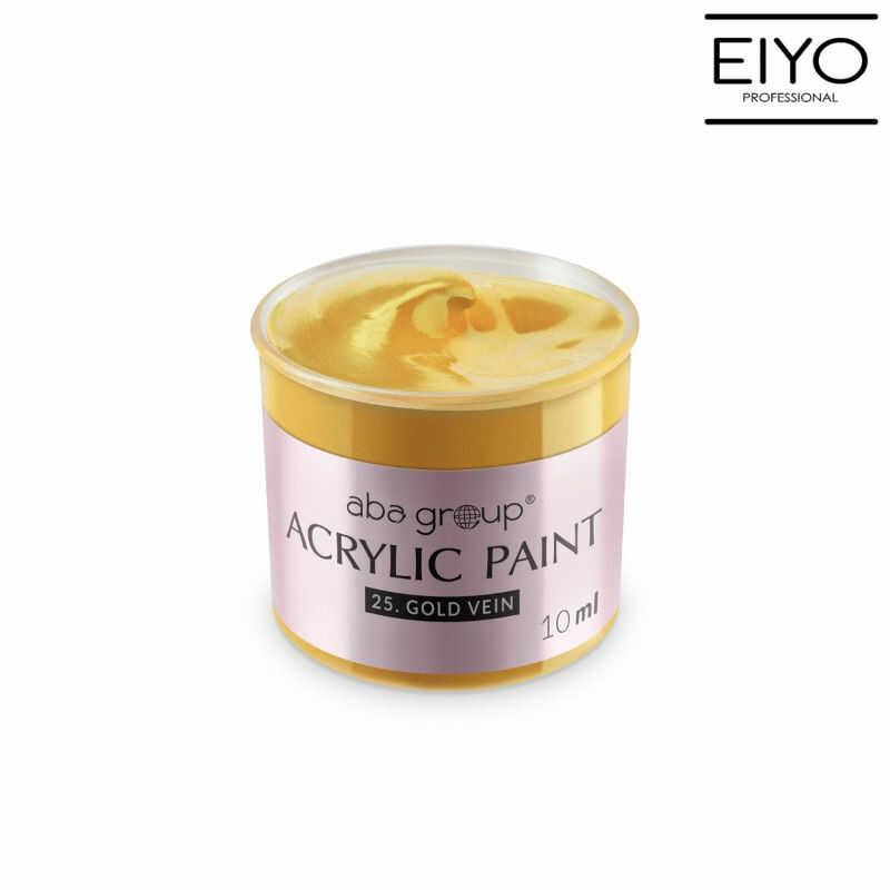 Farbka akrylowa Aba Group 25 Gold Vein - 10 ml