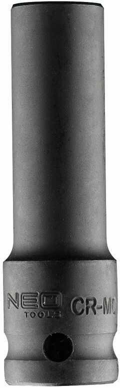 Nasadka udarowa 1/2cala długa, 12mm L78mm CR-MO 12-312