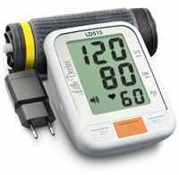 Automatyczny ciśnieniomierz elektroniczny ( zasilacz w komplecie ) Little Doctor LD51S - funkcja głosowa ( kod GTU_09 ).