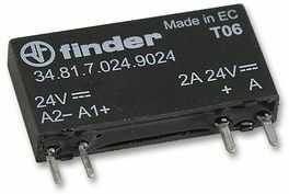 Przekaźnik półprzewodnikowy 1NO 1,5...24V DC/2A, 12V DC 34.81.7.012.9024