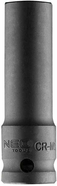 Nasadka udarowa 1/2cala długa, 13mm L78mm CR-MO 12-313