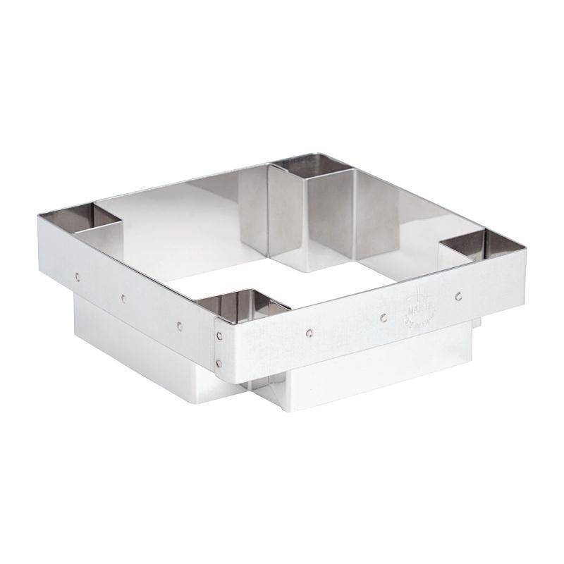 Forma kwadratowa 10,7x10,7x(H)7,5cm