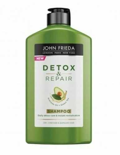 John Frieda Detox Szampon do włosów zniszczonych 250ml