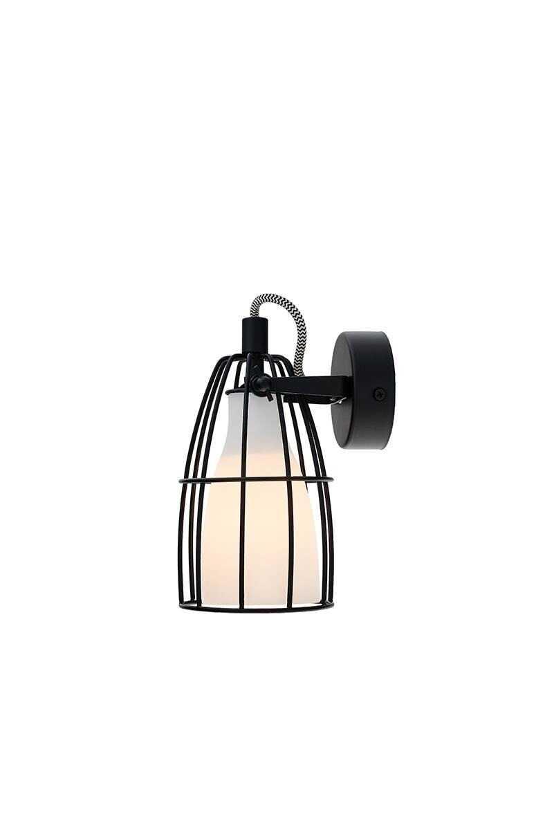 Lampa ścienna FRAME druciana 50571101 Kaspa - Sprawdź MEGA rabaty w koszyku !