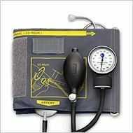 Ciśnieniomierz mechaniczny LD-60 Little Doctor - duży mankiet 33-46cm.5 lat gwarancji ( kod GTU_09 ).