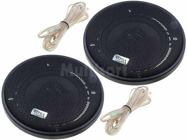 Głośniki samochodowe dwudrożny 100mm 60W 90 17000Hz