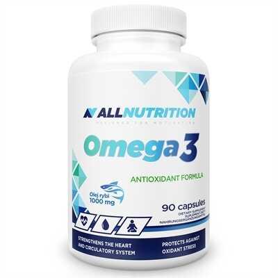 Omega 3 90 Softgeles