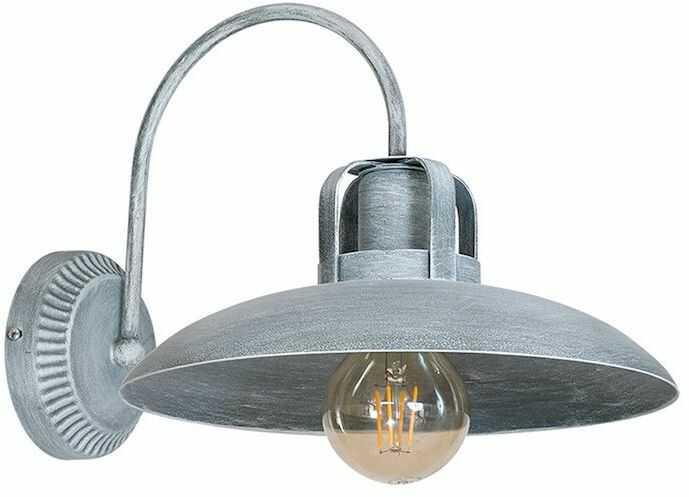 Milagro FELIX CONCRETE MLP3684 kinkiet lampa ścienna metal piaskowa szarość 1xE27 30cm