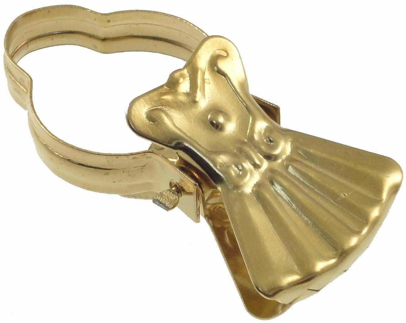 BBLIN SRL 50 sztuk metalowych karniszy (mosiądz)