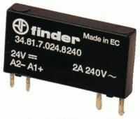 Przekaźnik półprzewodnikowy 1NO 12...240V AC/2A, 12V DC 34.81.7.012.8240