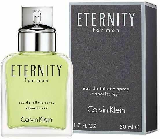 Calvin Klein Eternity For Men 50ml woda toaletowa [M]