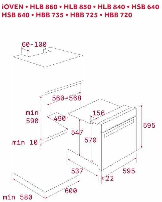 TEKA Piekarnik HBB 720 41560200 (P)* - Użyj Kodu - Płać mniej za zakupy u nas - (22)266-82-20 Zapraszamy :)