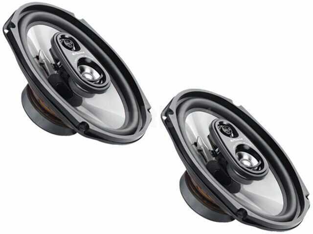 """Zestaw głośników samochodowych trójdrożny 6""""x9"""" 200W"""