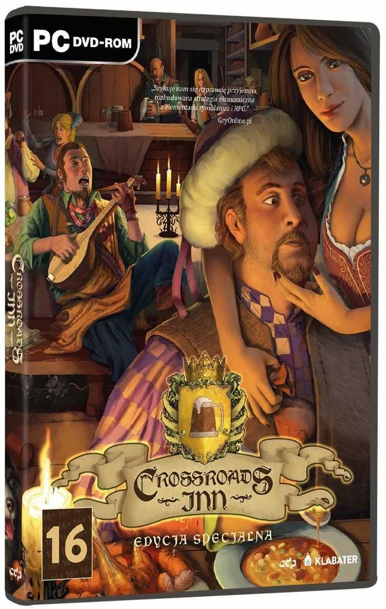 Crossroads Inn - Edycja Specjalna PL (PC)